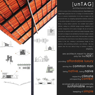unTAG's talk at SEA Conversations #53 as an emerging practice in India