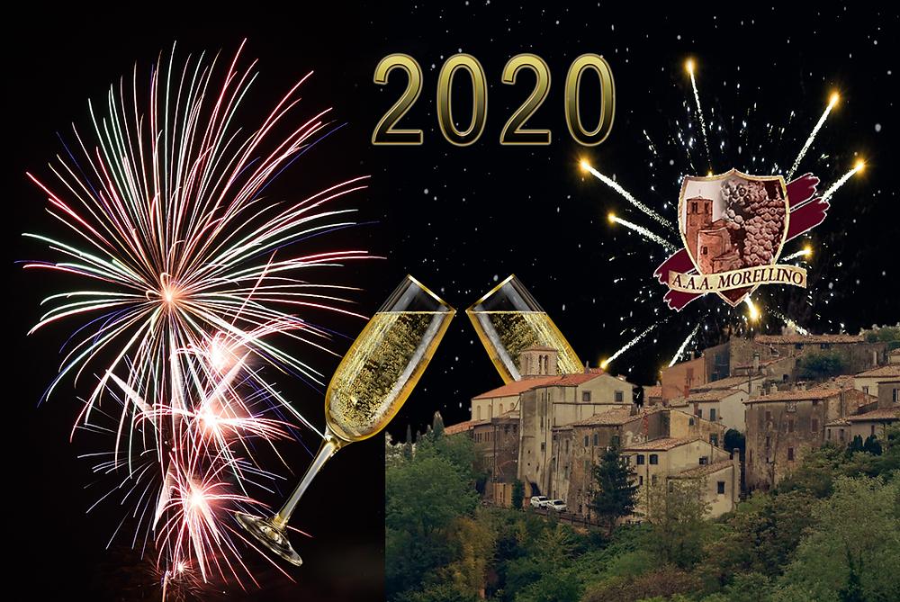 Buon 2020 Scansano dall' AAA Morellino
