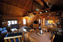 log cabin rentals wisconsin