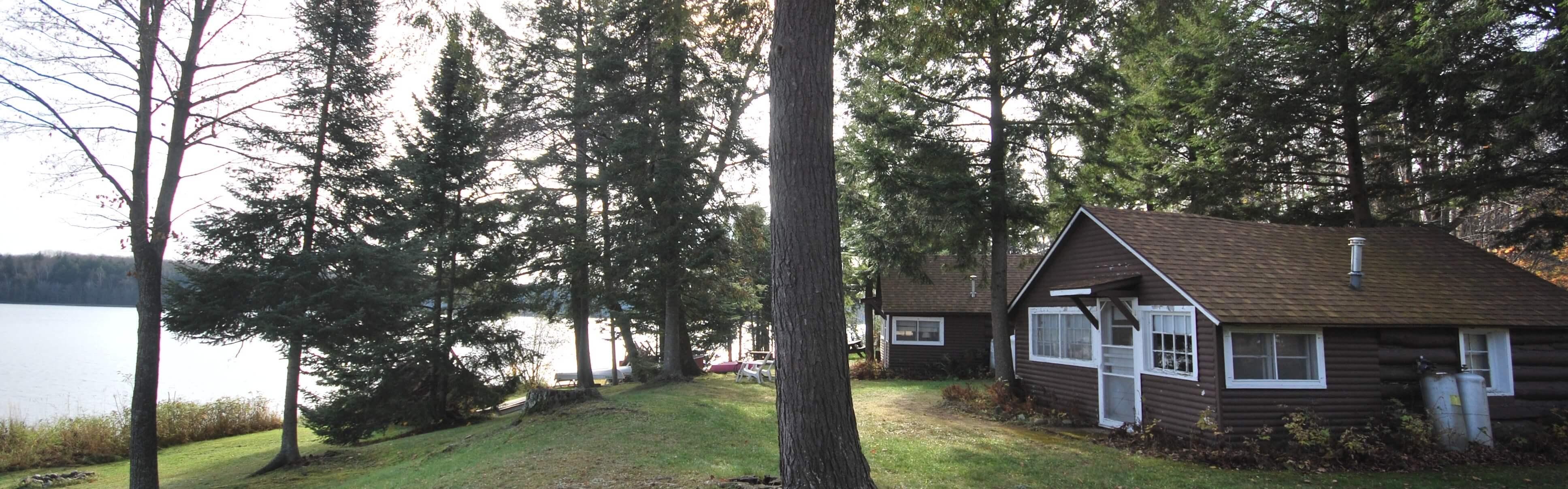 best cabin rentals Wisconsin