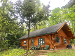 Wisconsin waterfront cabin rentals