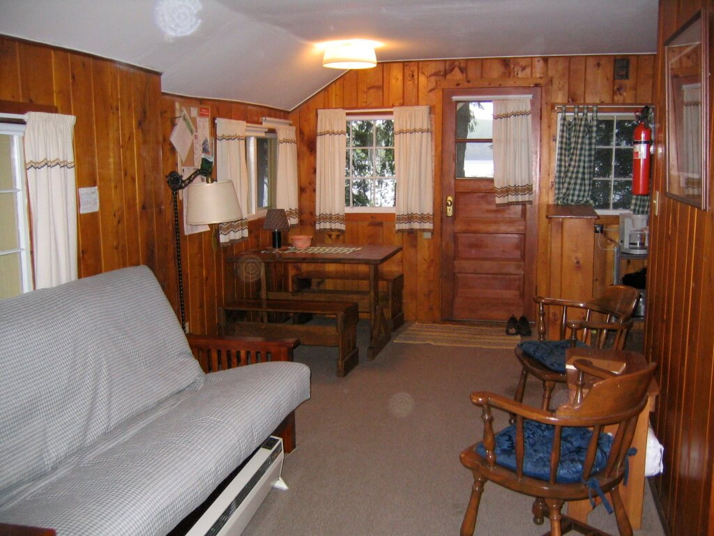 northern wisconsin lake cabin rental