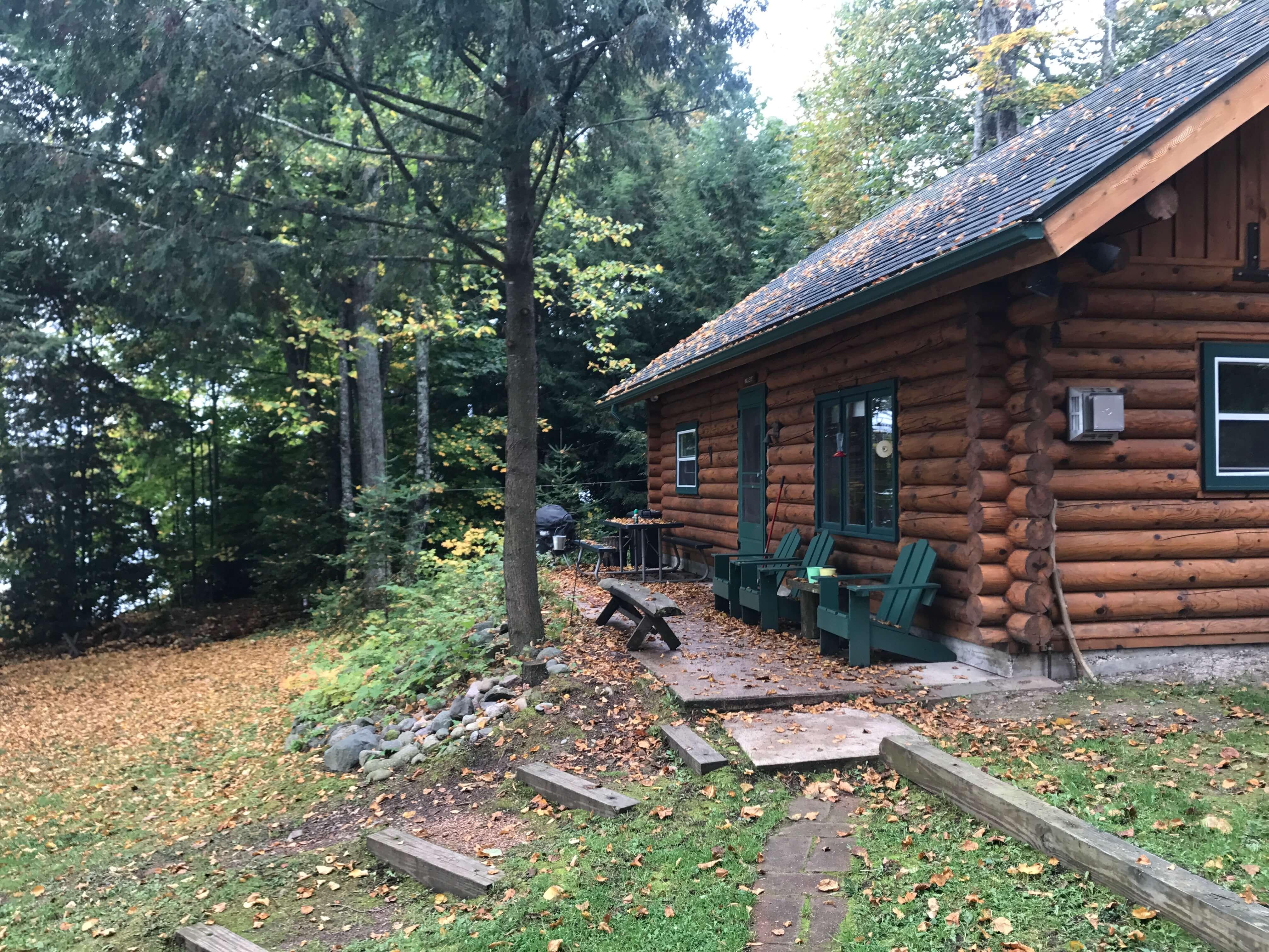 fishing cabin rentals wisconsin