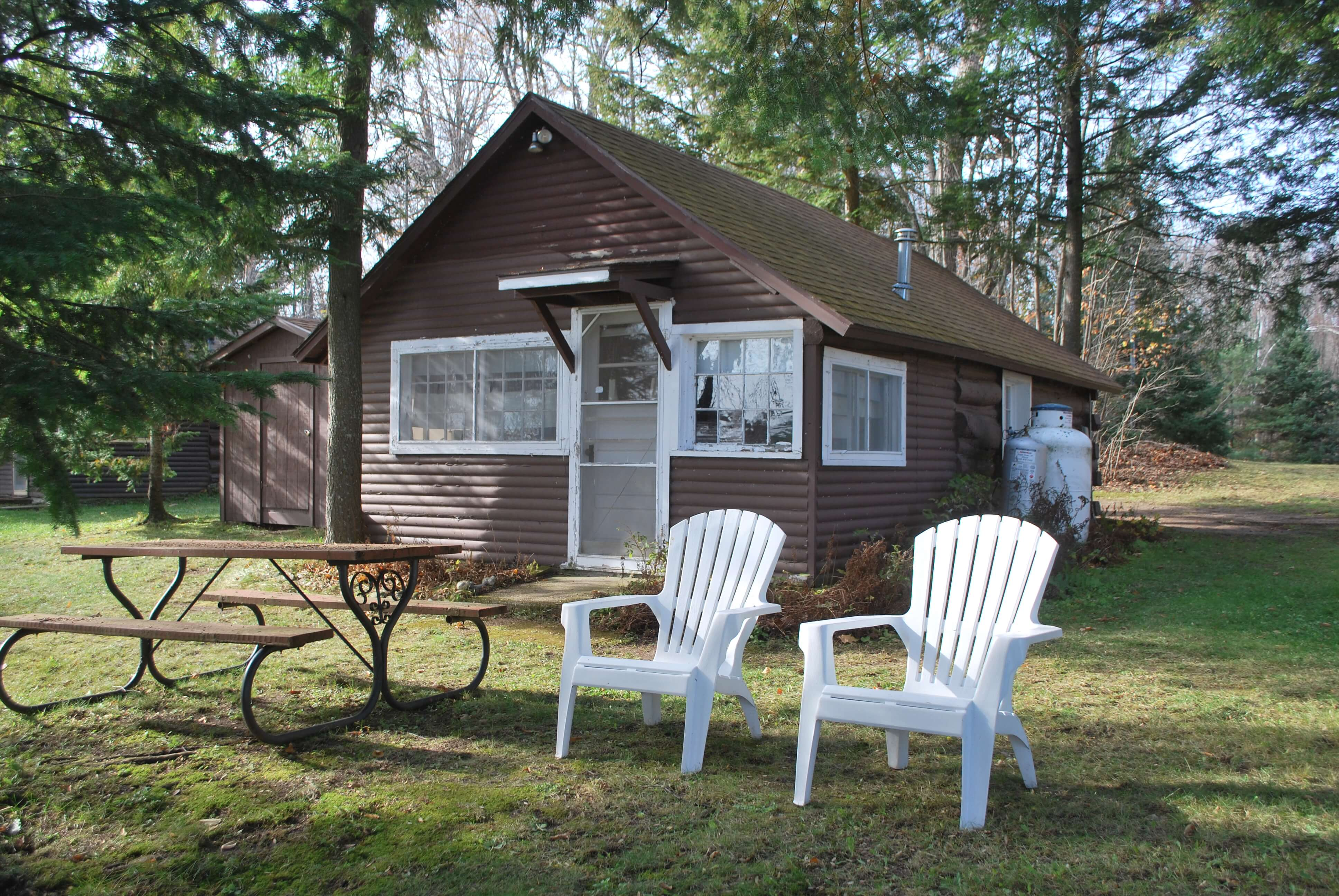 Bluegill northern wi fishing cabin