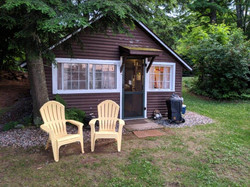 Secluded cabin rentals Wisconsin