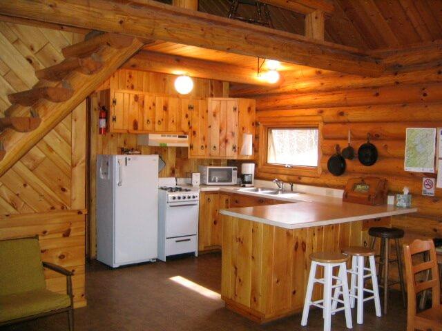 butternut lake wisconsin cabins