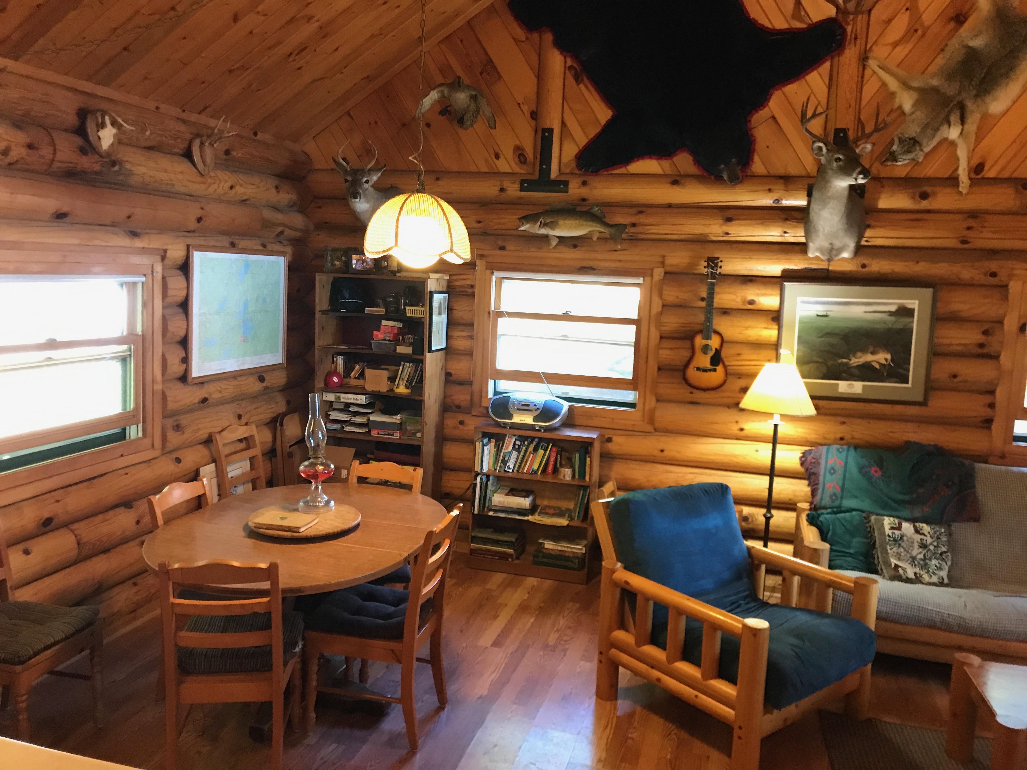 lake cabin rentals wisconsin