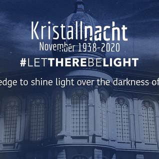 Shine A Light - MOTL Kristallnacht Global Initiative