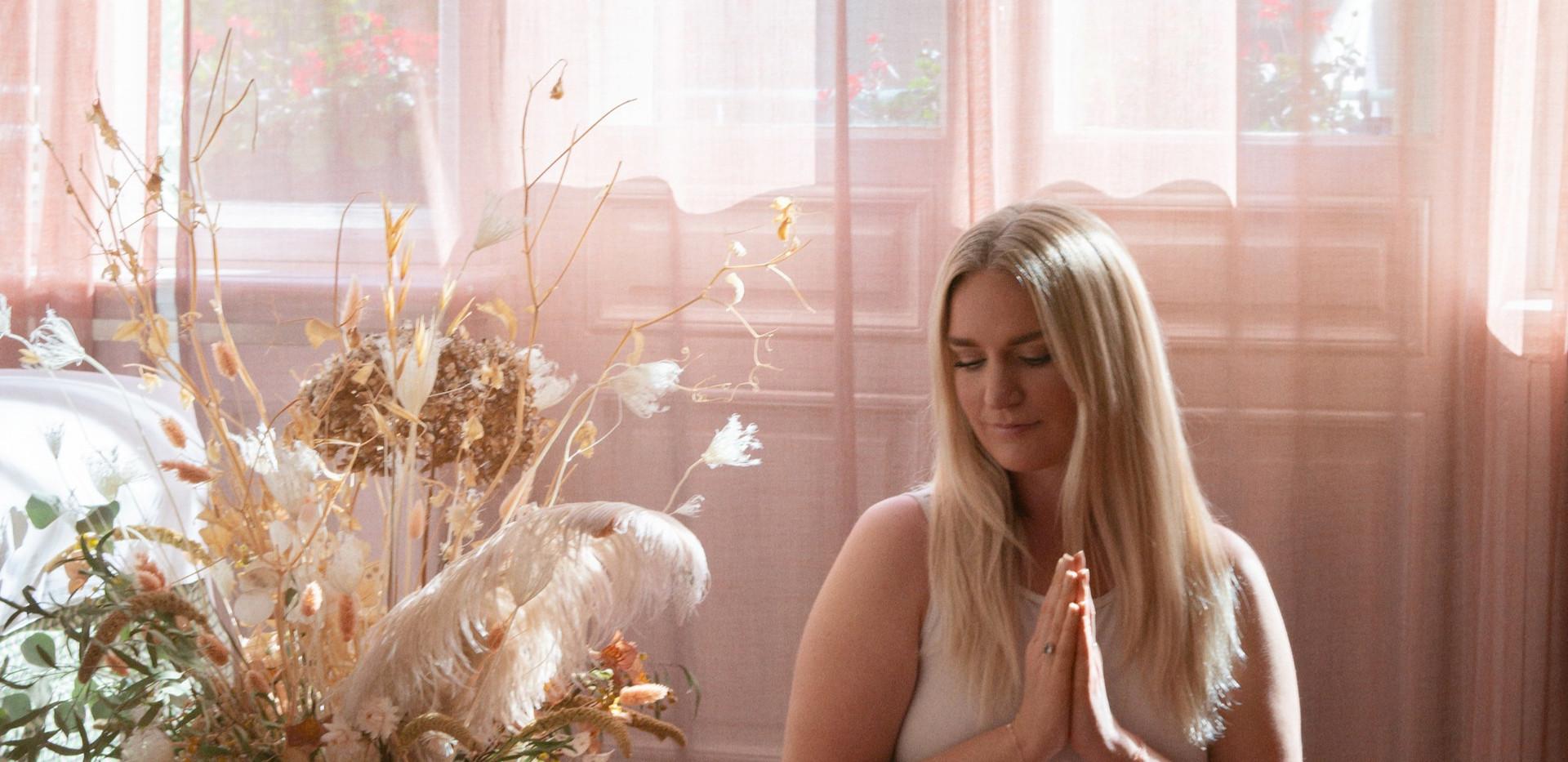 Yoga of Hope Lisa Wingårdh