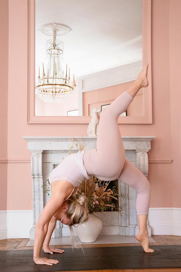 Yoga Stockholm Wingårdh Wellness