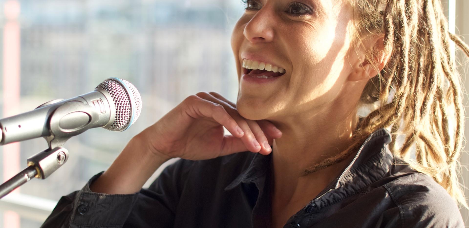 Mariette Hansson Yoga och Live Musik
