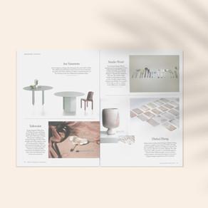 Design Anthology - Milan Fair Report 2019