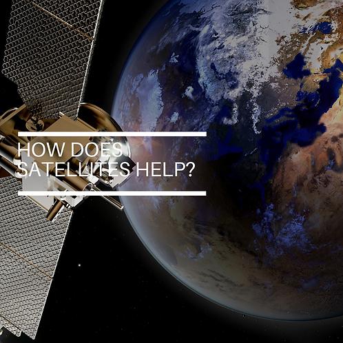 How does Satellites help?