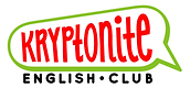Kryptonite English Club_ LOGO_b+w (white