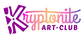 Kryptonite Art Club_ LOGO_RGB (white out