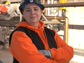 I Love My Trade - Carly Rush, Safety Coordinator