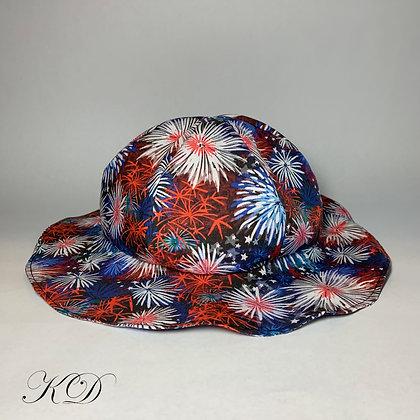 Fireworks Toddler Hat