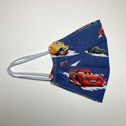 Kid's Cars Face Mask