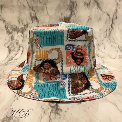 Moana Explore Oceania Toddler Bucket Hat