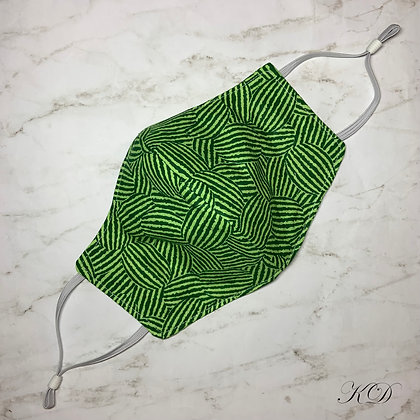Adult Watermelon Adjustable Face Mask Size Small