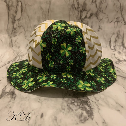 St. Patrick's Day Baby Hat