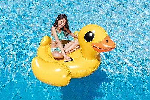 Mega Yellow Duck Island Lounger