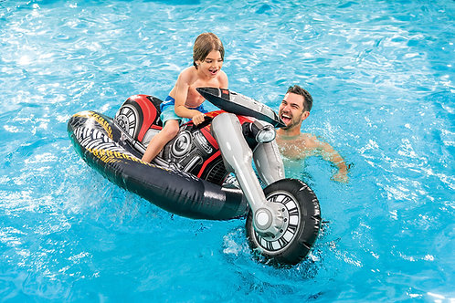 Cruiser Motorbike Ride-On