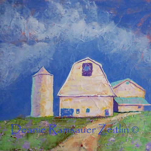 Barns & Silo - Acrylics