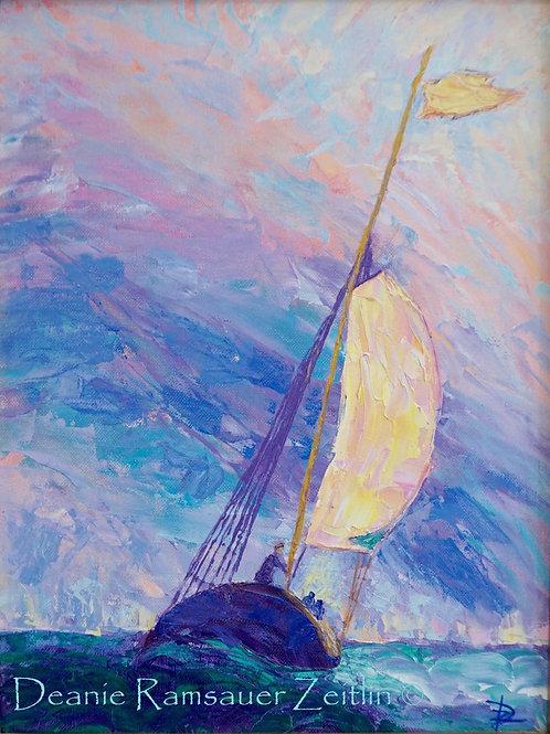 High Seas - Acrylics