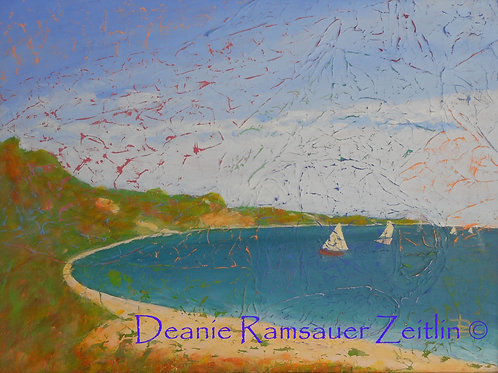 Sails - Acrylics