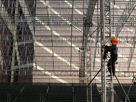 Poor supply chain management in the construction business