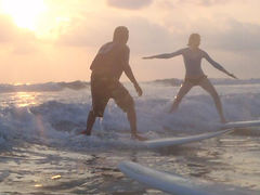 surfing costa rica yoga surf retreat