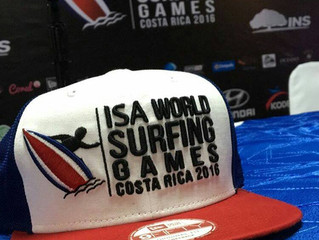2016 ISA World Surfing Games coming to Costa Rica