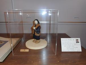 伝統工芸人形の展示  第6回「雪」