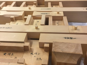盛況に開催! 開館2周年記念イベント「薬師寺三重塔初重斗組の解体・組み立て」