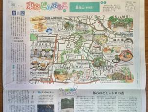 東京新聞(2017年7月29日朝刊)に記載されました!