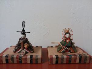 伝統工芸人形の展示 第2回 お雛様