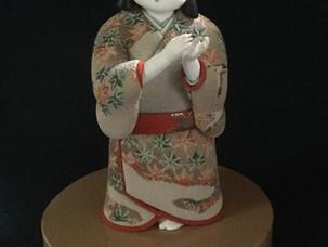 伝統工芸人形の展示 第4回「小さい秋」