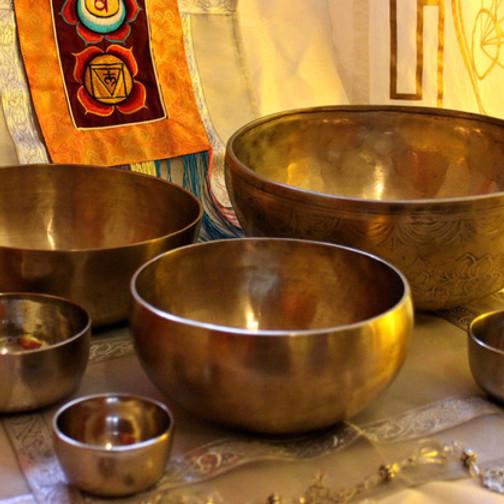 Tibetan Medicine Bowl SOLD OUT