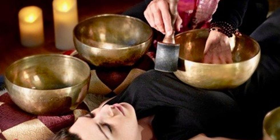 SOLD OUT Tibetan Medicine Bowl Healing