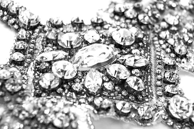 Beautiful vintage diamond necklace. Closeup of luxury jewelry with crystals_edited.jpg