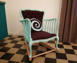 Sweet sweet chair Factotum ALAB Palermo