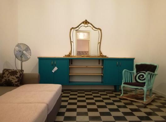 Soggiorno con mobili Factotum Palermo