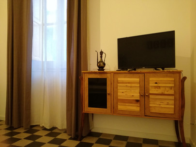 Mobile ri-uso Factotum ALAB Palermo con HD TV