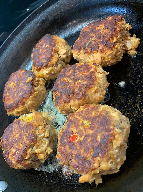 Salmon Croquette Recipe