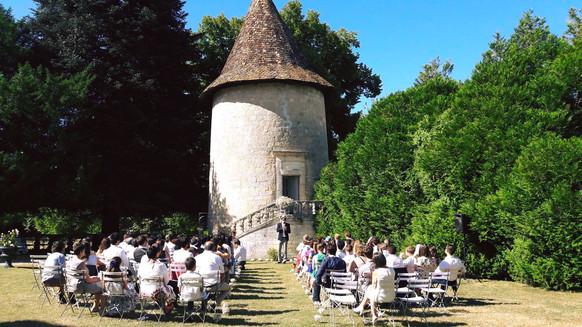 Cérémonie laique Bordeaux - Bel Event