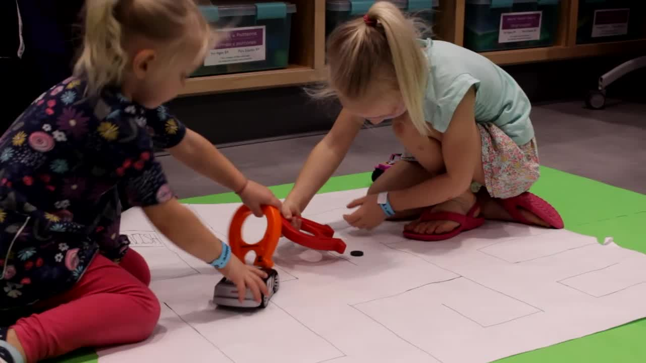 Early Childhood Education at Orlando Science Center