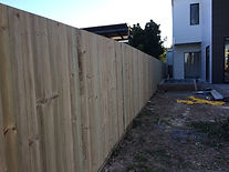 timber fencing camp hill