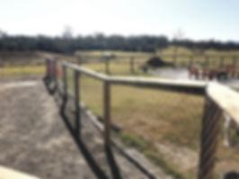 Chainwire fencing Tamborine