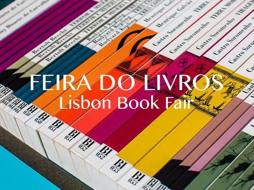 Why You Should Visit The Lisbon Book Fair